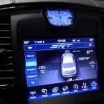 Electronic Vehicle Information Center of 2012 Chrysler 300 SRT8