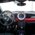 Interior photo of Mini Cooper S Coupe