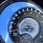 Tachometer of 2012 Chrysler 300 SRT8