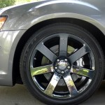 Wheel of 2012 Chrysler 300 SRT8