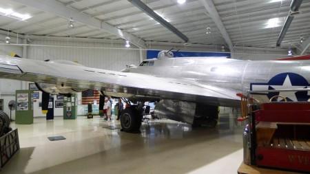 """Miss Angela"" Boeing B17 Flying Fortress"