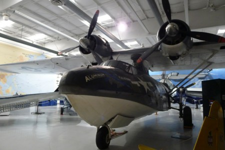 Consolidated PBY Catalina seaplane