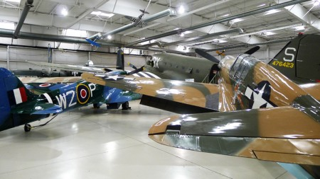 """Miss Josephine"" Curtiss P40 Hawk"