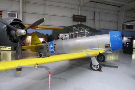 North American AT-6/SNJ Texan