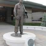 Statue of Capt. Michael King Smith