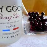 Grey Goose Cherry Noir with its component itasu cherries
