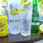 Grey Goose Citronic cocktail