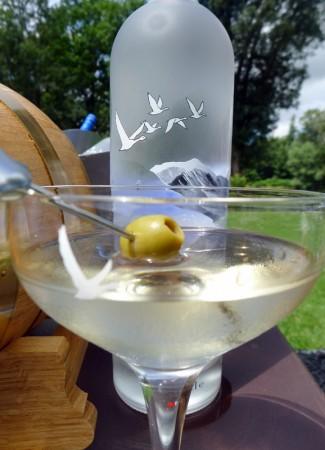 Dry-Aged Martini
