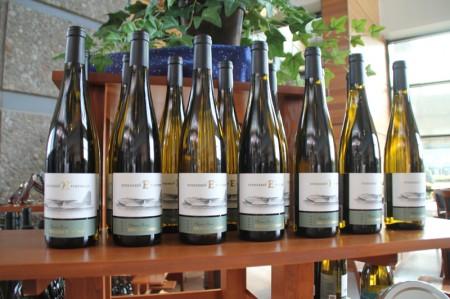 Evergreen Vineyards Riesling