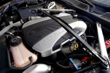 2.0-liter turbo gas engine