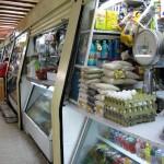Mercado Juarez market stalls