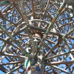 Simon Rodia gave away Watts Towers in 1955