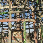 Watts Towers was designated a National Historic Landmark in 1990