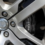 Wheel and brake detail
