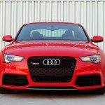 2013 Audi RS 5 Coupe Front View