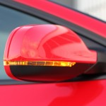2013 Audi RS 5 Coupe rear view mirror