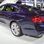Chevrolet Impala at the 2012 LA Auto Show