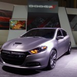 Dodge Dart Turbo at the 2012 LA Auto Show
