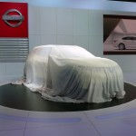 Unveiling of the Nissan Hi-Cross Concept at the 2012 LA Auto Show