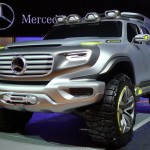 Mercedes-Benz ENER-G-Force Concept at the 2012 LA Auto Show