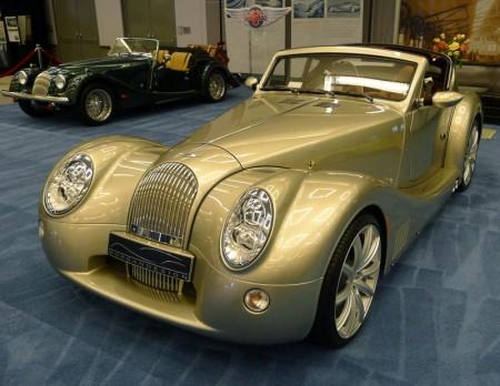 Aero Supersport by Morgan Designs at the 2012 LA Auto Show