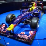 Red Bull F1 Winner at the 2012 LA Auto Show