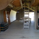 The shop where planes were worked on at Wright Brothers National Memorial, Kitty Hawk