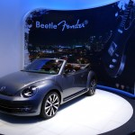 Volkswagen Beetle Convertible at the 2012 LA Auto Show