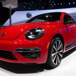 Volkswagen Beetle R-Line at the 2012 LA Auto Show