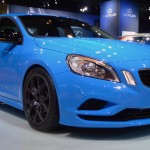 Volvo S60 Polestar at the 2012 LA Auto Show