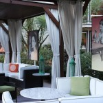 Cabana at the Riviera Palm Springs Hotel