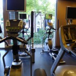 Fitness Center at the Riviera Palm Springs Hotel