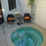 Private Hot Tub Suite at the Riviera Palm Springs Hotel