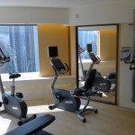 Fitness Center at The Upper House, Hong Kong