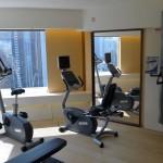 Fitness Center at The Upper House, Hong Kong