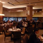 Cafe Gray Delux at The Upper House, Hong Kong