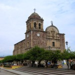 Church of Santiago Apostol in Tequila, Jalisco, Mexico