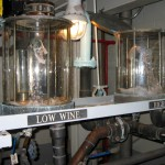 Distillery Process at Jim Beam Distillery in Bardstown, Kentucky