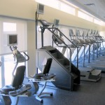 Fitness Center at the Hotel Valley Ho in Arizona