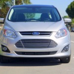 Front View of the Ford C-MAX Energi, Our March 2013 Car of the Month