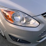 Headlight of the Ford C-MAX Energi, Our March 2013 Car of the Month