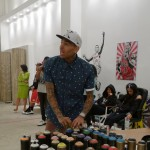 Inspiration Coming to Chris Brown at MB Galleries in Los Angeles