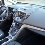 Passenger's Side Interior View of the Ford C-MAX Energi, Our March 2013 Car of the Month
