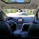Interior of the Ford C-MAX Energi, Our March 2013 Car of the Month