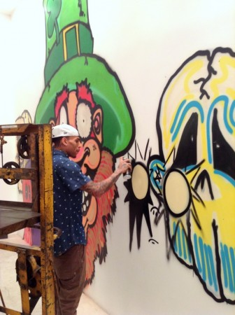 Phase Two Progressing Smoothly at MB Galleries in Los Angeles