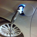 Plug-In Cable of the Ford C-Max Energi, our March 2013 Car of the Month