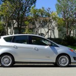 Side View of the Ford C-MAX Energi, Our March 2013 Car of the Month