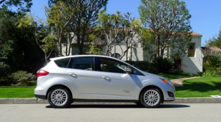 Our March Car of the Month, the Ford C-Max Energi