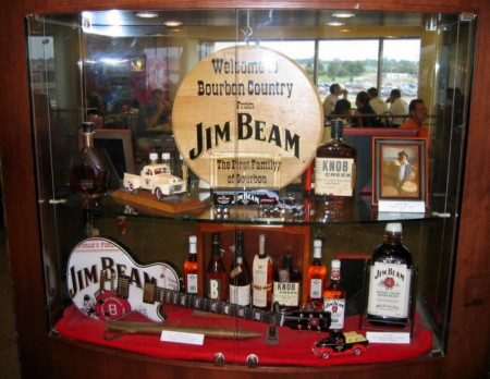 Welcome to Jim Beam Country