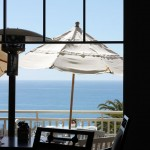 Ocean view from the dining room in The Loft at Montage Laguna Beach